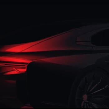 Apple Car Concept von Luca Wrede