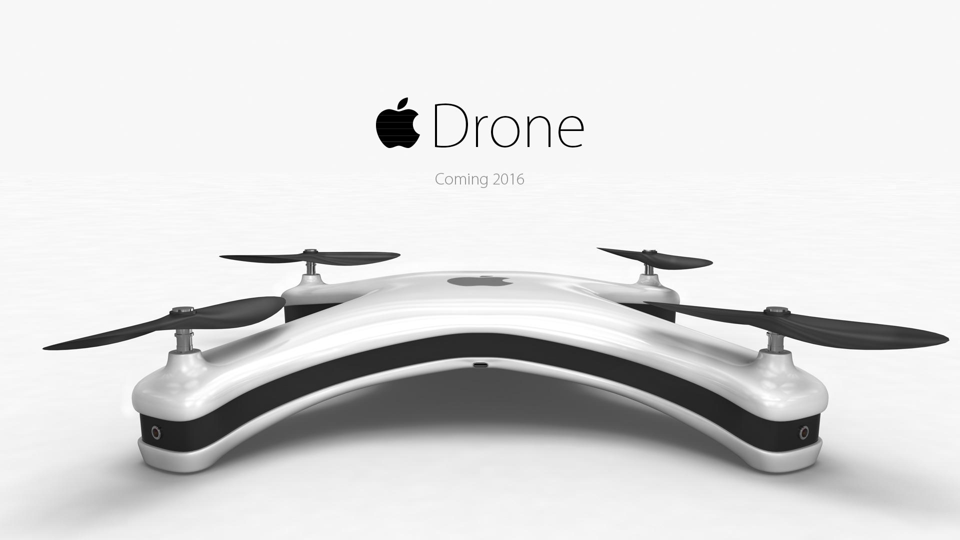 Apple Drone.
