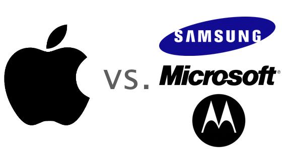 Alle gegen Apple!