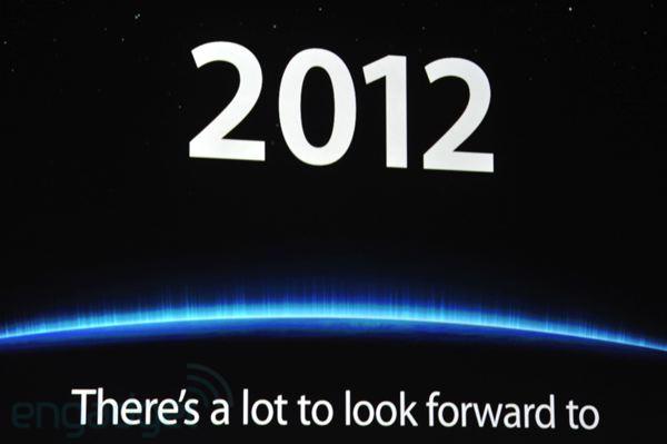 Apple hat noch viel vor in diesem Jahr