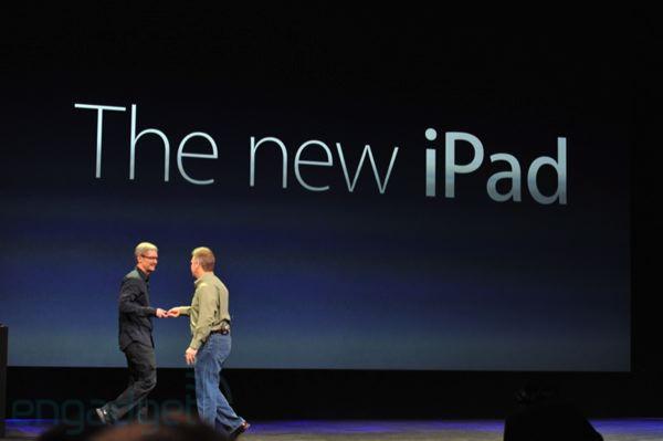iPad – Grosse Show für Nichts?