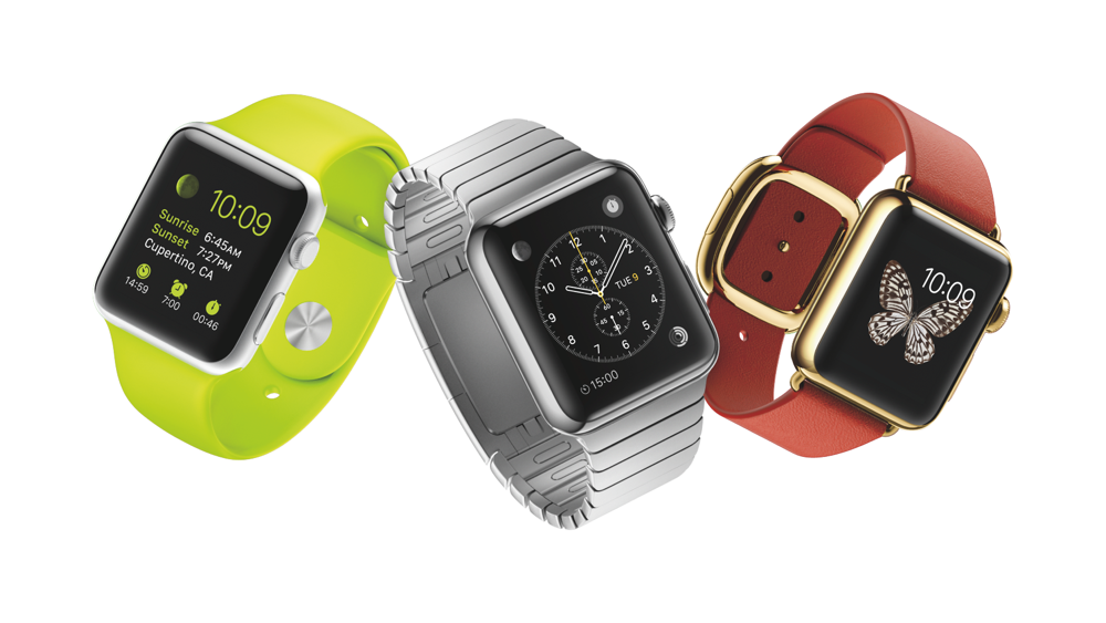 Apple Watch – Alle Details.
