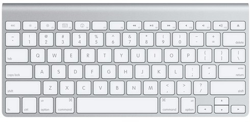 Shortcut für Apple Keyboard unter Windows