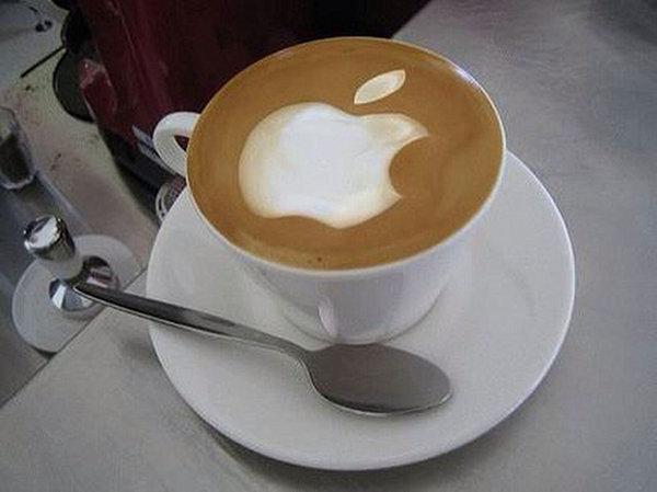 Ein Apple Latte bitte…