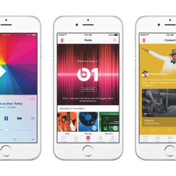 Apple Music und Beats 1