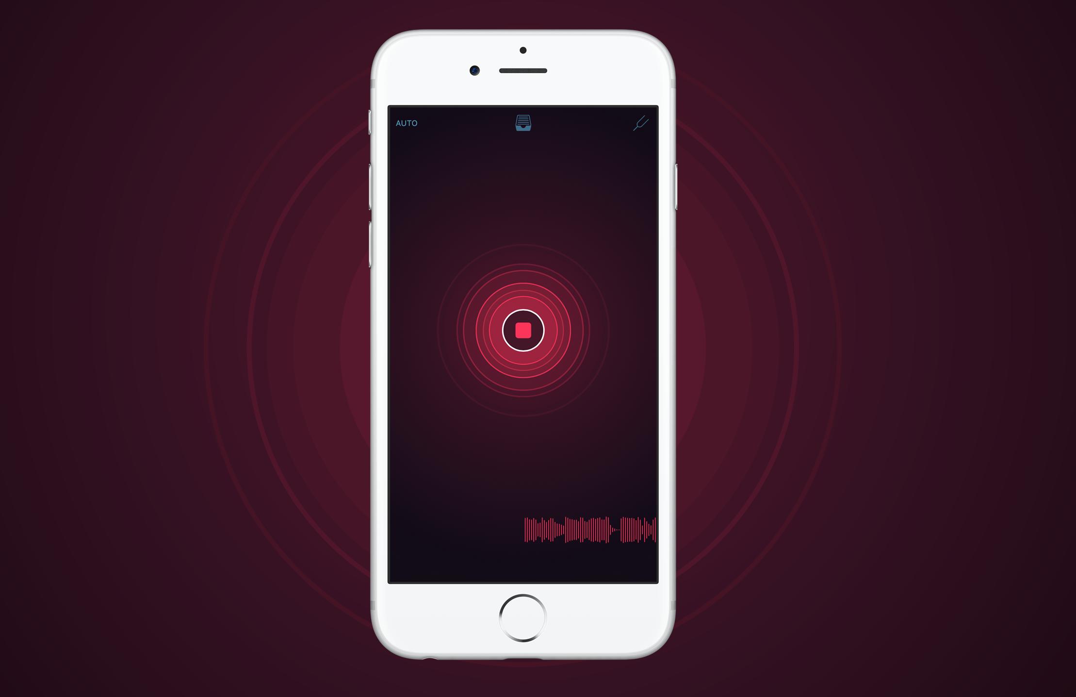 Musikmemos App und GarageBand für mobile Songwriter und Produzenten.