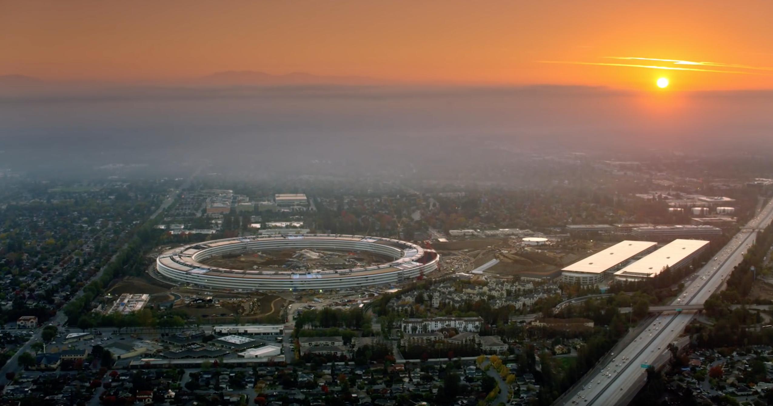Apple Park Panorama