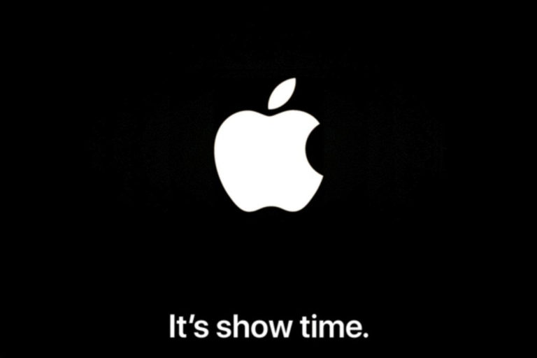 Apple Special Event: It's show time