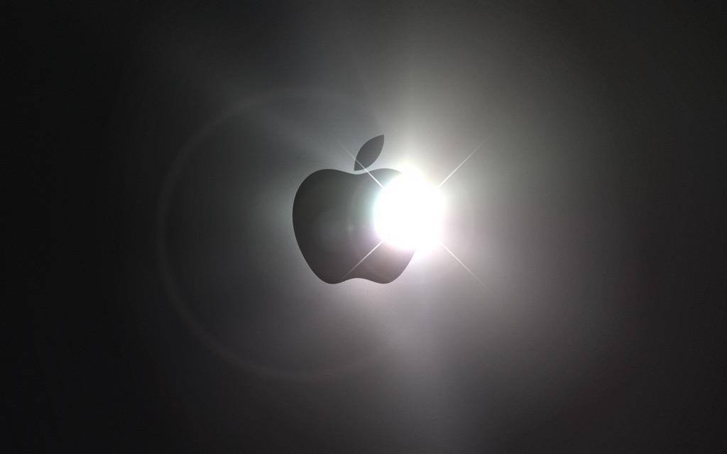 Apple Sonnenfinsternis 2015