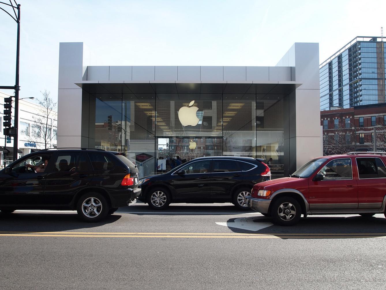 Apple baut offiziell an einem System für selbstfahrende Autos.