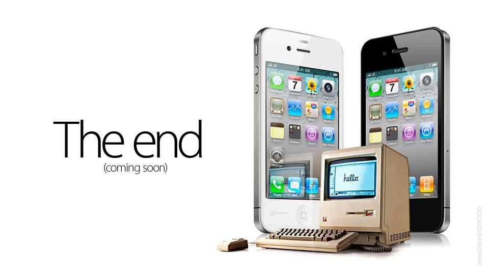 Apple ist am Ende. Schon wieder.