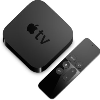Apple TV mit Siri Remote