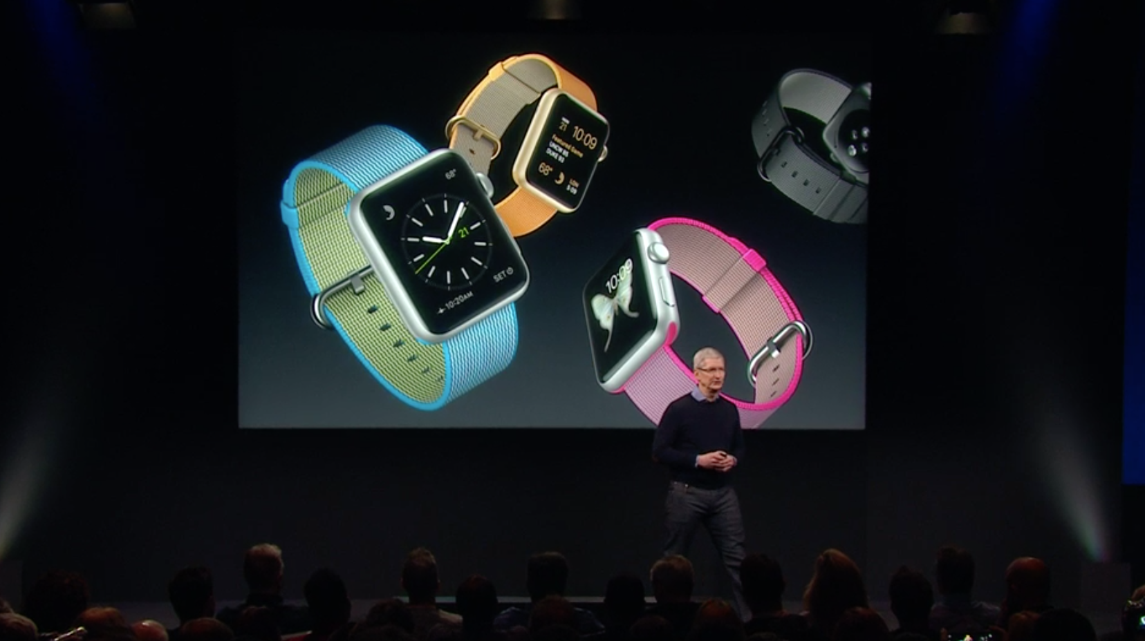 Apple Special Event: iPhone SE, iPad Pro, Apple Watch und Apple TV.