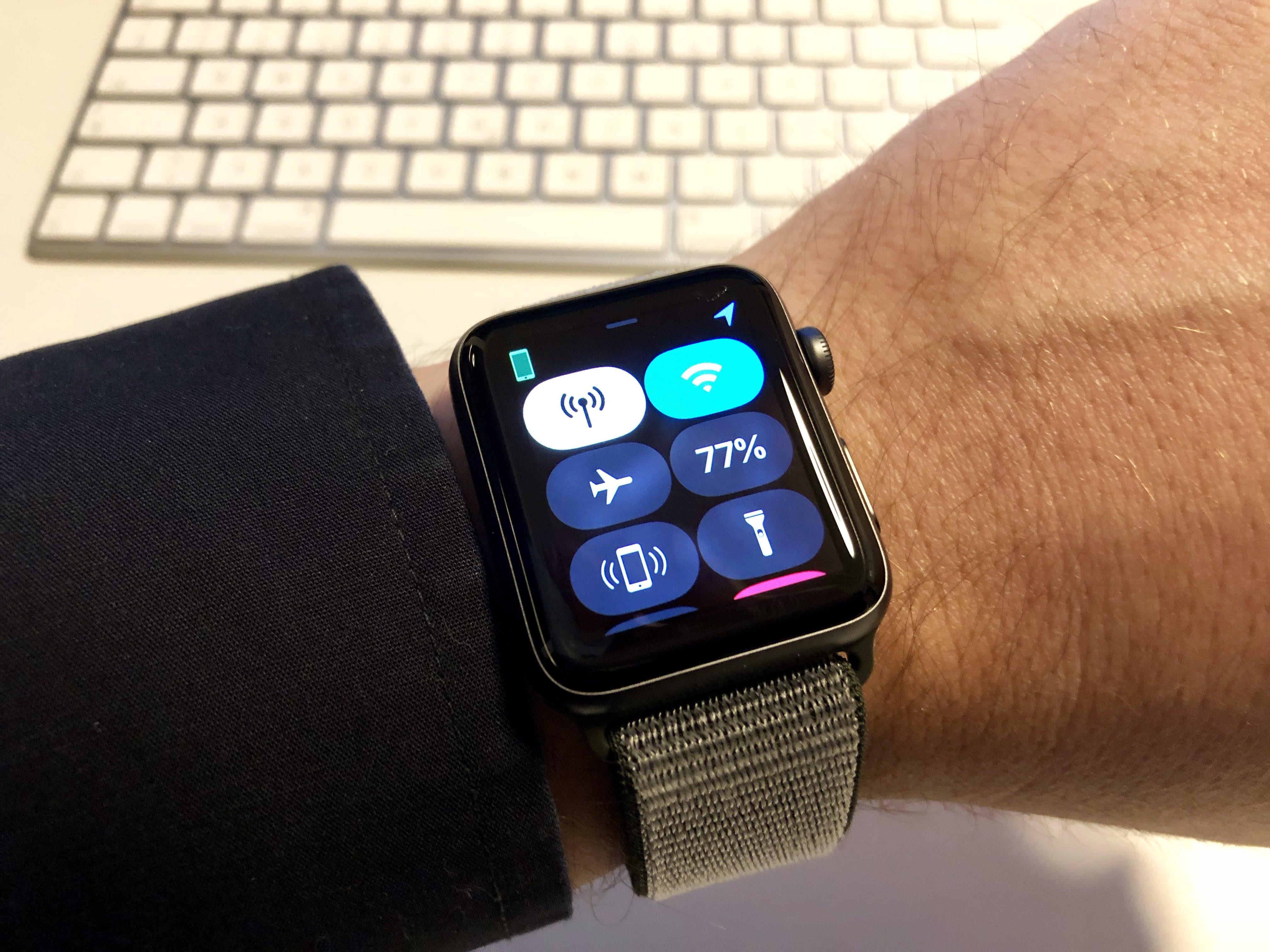Apple Watch Cellular Swisscom