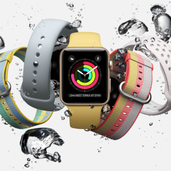 Apple Watch - Wasserfest