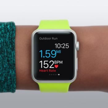 Workout mit der Apple Watch