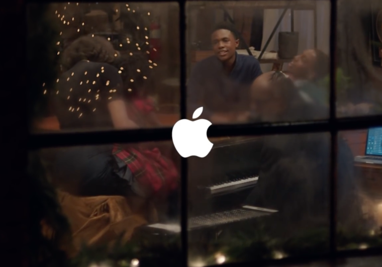 Apple Weihnachten 2015