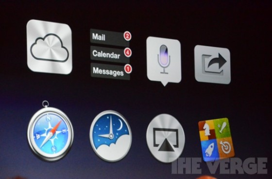 OS X Mountain Lion - iCloud
