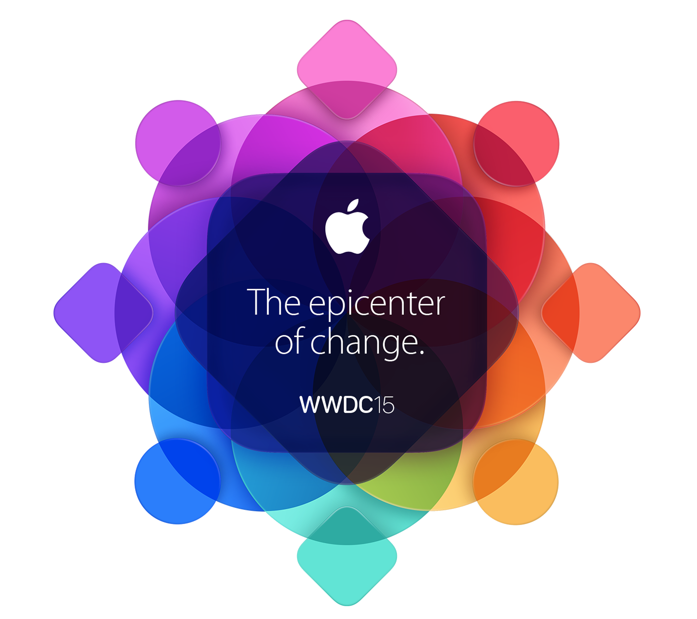 Apple Worldwide Developers Conference #WWDC15 startet am 8. Juni 2015.