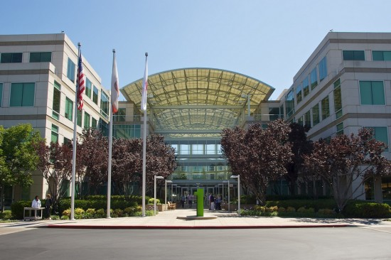 Ein Besuch im Apple Headquarter in Cupertino