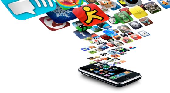 Apps für das iPhone