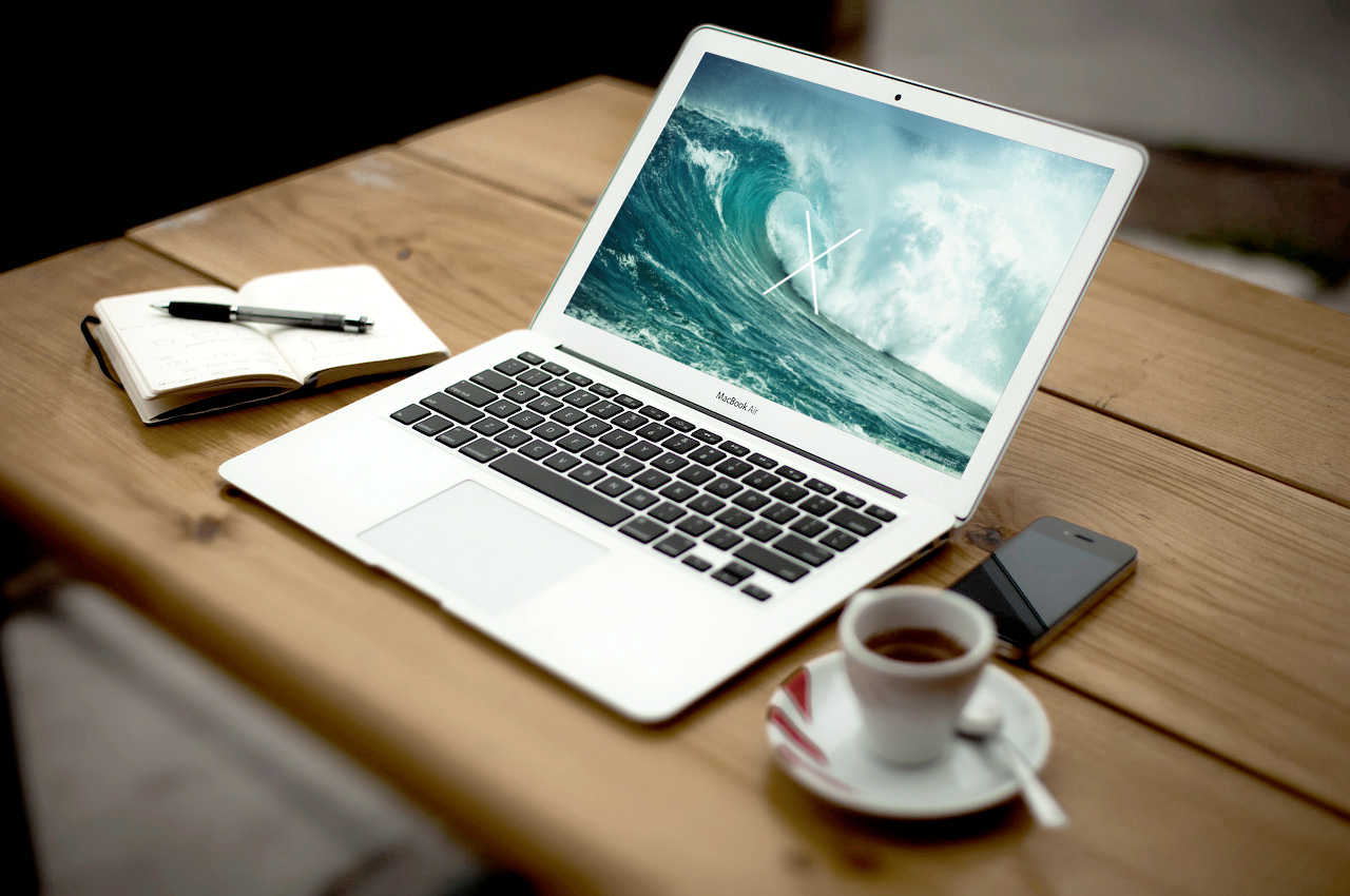 WWDC 2013, iOS 7 und OS X 10.9 Wallpapers
