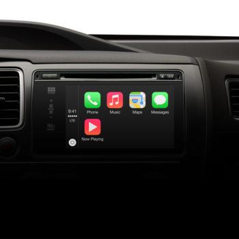 iOS 7 CarPlay