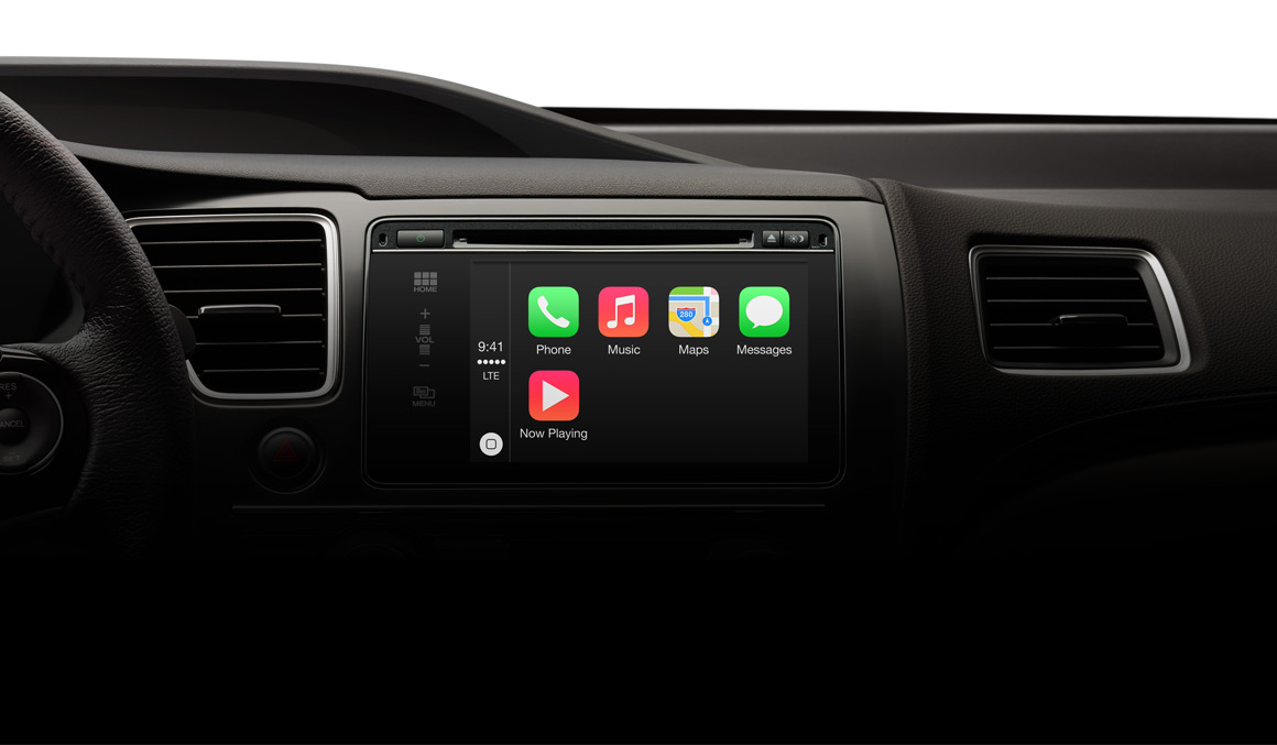 iOS 7 CarPlay