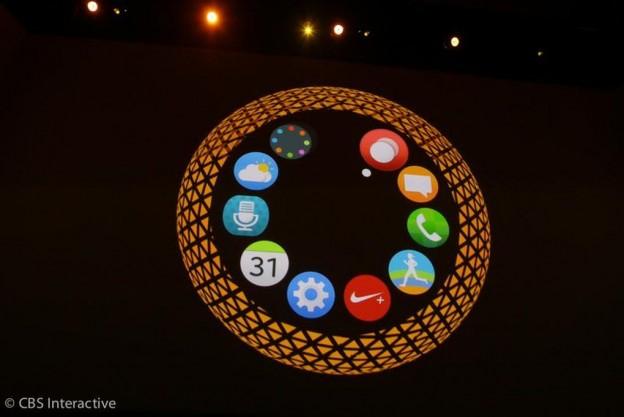 Samsung Gear S2 Apps