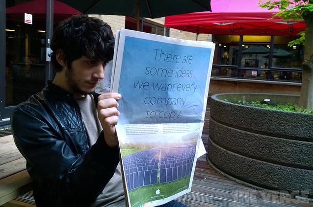 Diese Idee darf gerne kopiert werden, Samsung.