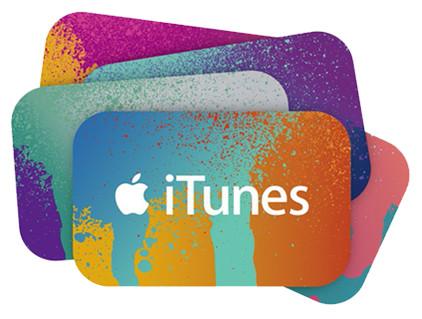 15% Rabatt auf iTunes Guthaben bei Swisscom.
