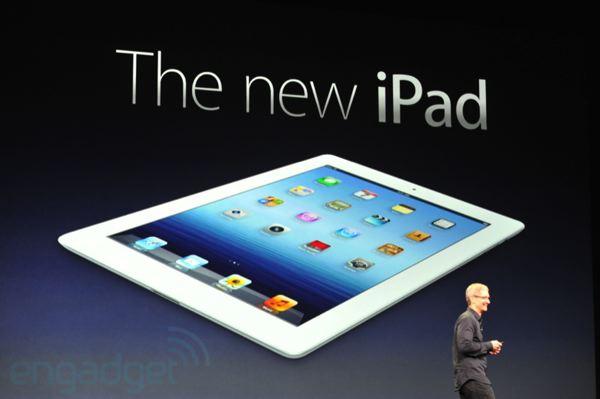 Neues iPad und neues Apple TV