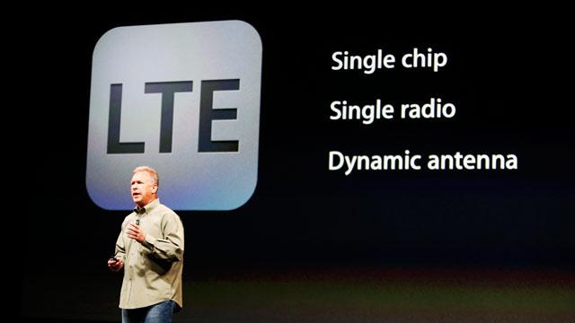 iPhone 5 LTE in der Schweiz