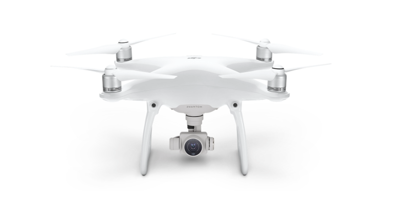 DJI Phantom 4 exklusiv im Apple Store