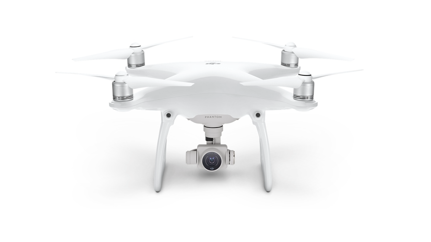 DJI Phantom 4 exklusiv im Apple Store.