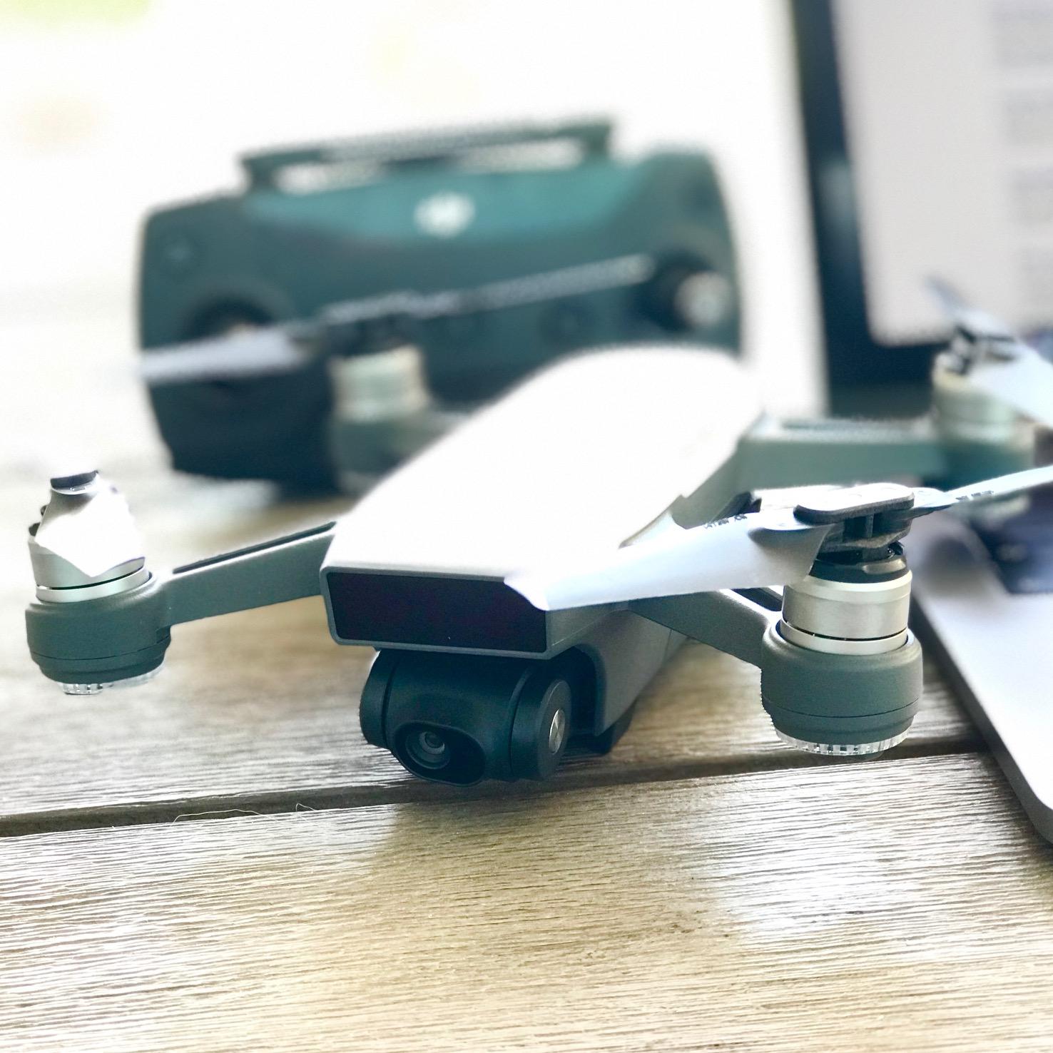 DJI Spark – Die perfekte Drohne.