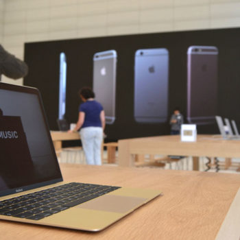 Die neuen Apple Stores