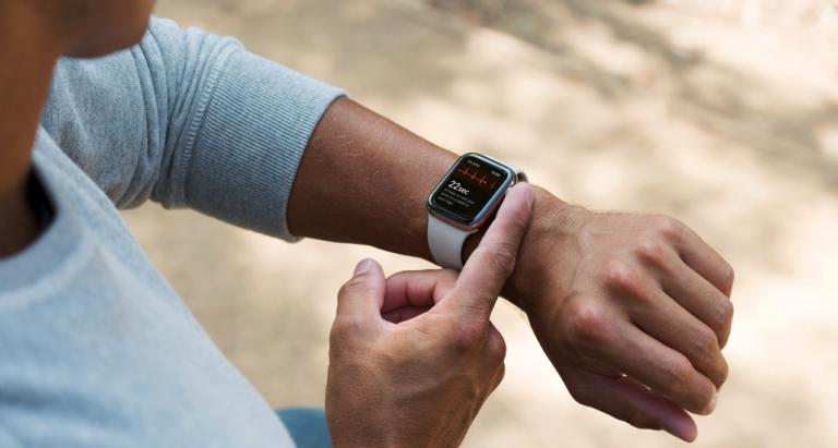 EKG Messung mit der Apple Watch