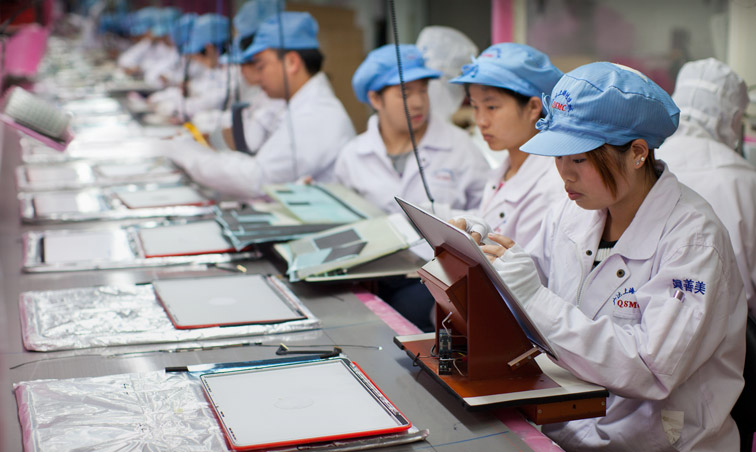 Fair Labor Association startet Kontrollen bei Foxconn