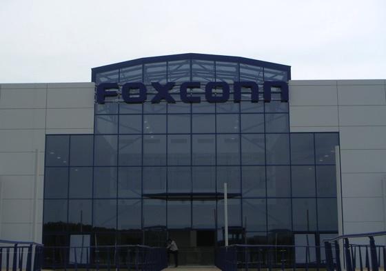 Das ewige Thema Foxconn…