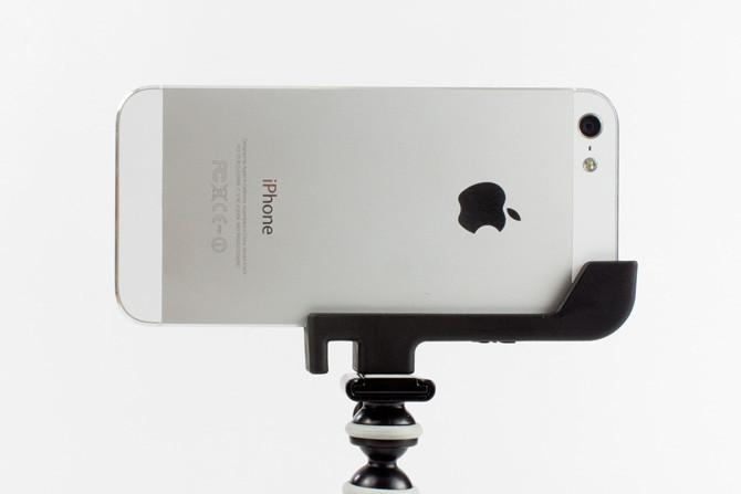 Glif für iPhone 5 ist da.