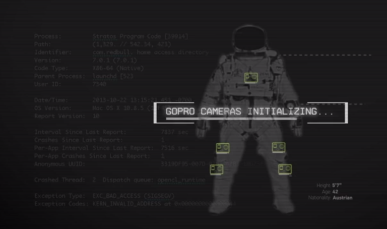 GoPro OS X Crash Report