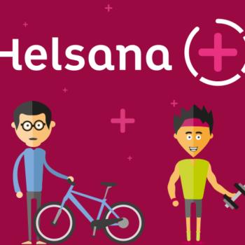 Helsana+ App