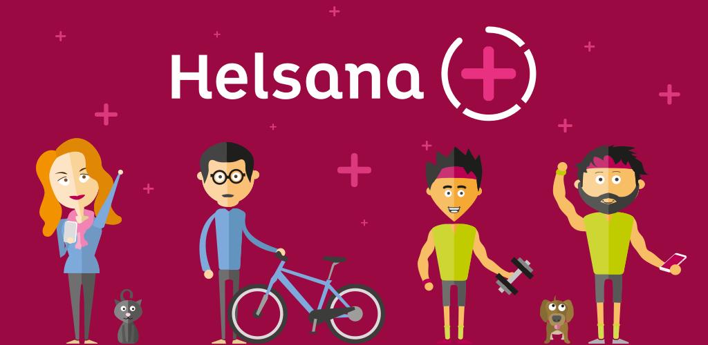 Helsana+ App – Sport und Bewegung in bares Geld verwandeln.