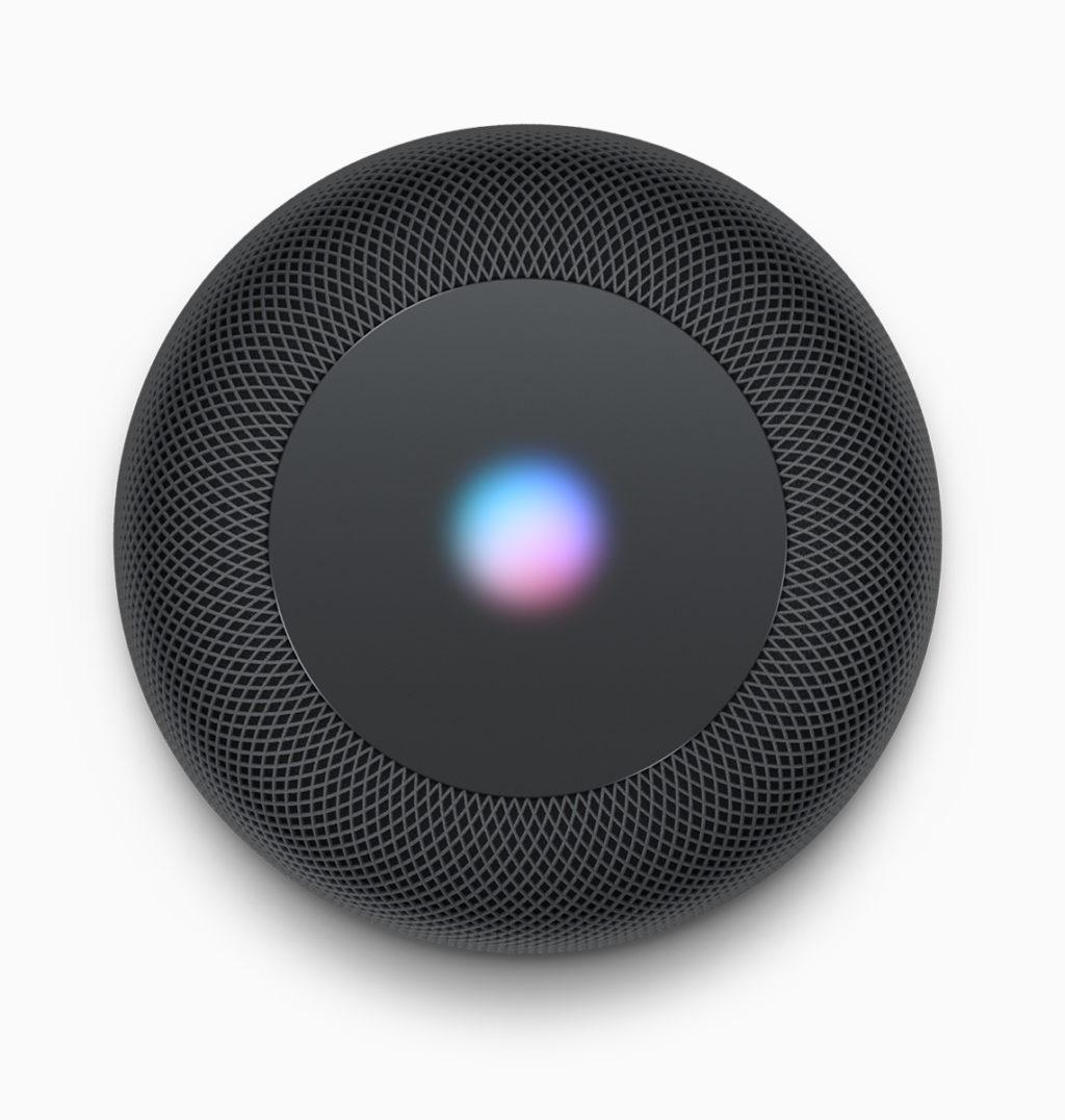 HomePod mit Siri