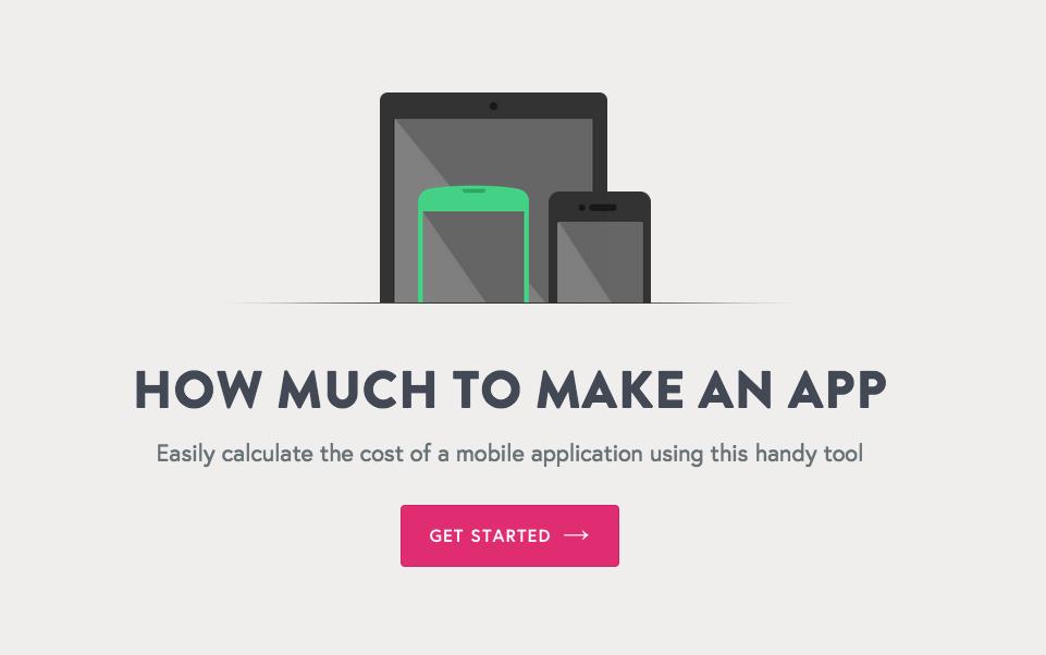Was kostet es eine App zu erstellen?