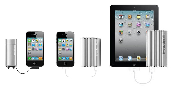 HyperJuice – Mehr Saft für iPhone, iPad und iPod