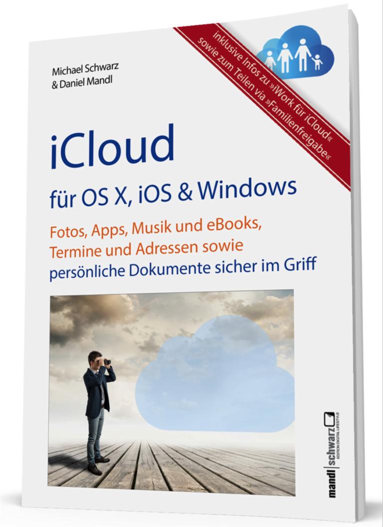 iCloud für OS X, iOS und Windows