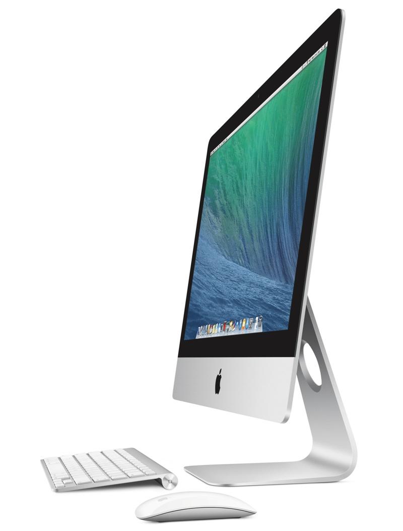 Neuer iMac mit 21,5-Zoll als Einstiegsmodell ab CHF 1'200.-