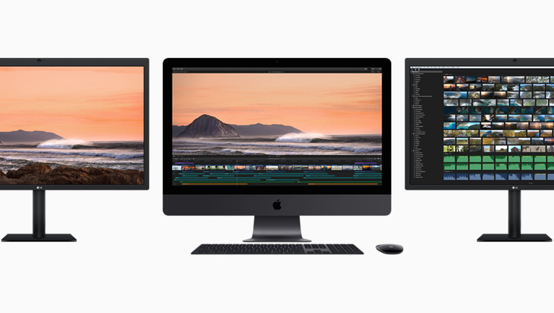iMac Pro – Leistungsstark, aber teuer.